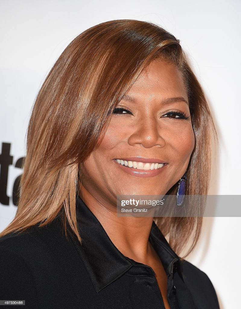 Actress Queen Latifah attends VH1 Big In 2015 With Entertainment Weekly Awards at Pacific Design Center on November 15, 2015 in West Hollywood, California.