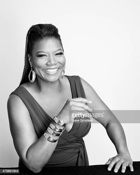 Actress Queen Latifah poses for a portrait during the 5th Annual Critics' Choice Television Awards at The Beverly Hilton Hotel on May 31 2015 in...