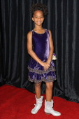 Actress Quvenzhane Wallis arrives at the 38th Annual Los Angeles Film Critics Association Awards held at the InterContinental Hotel on January 12...