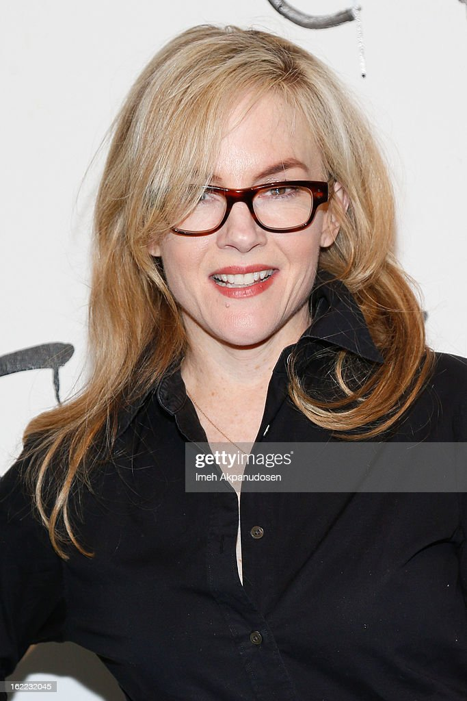 Actress Rachael Harris attends The Art Of Elysium's 6th Annual Pieces Of Heaven Powered By Ciroc Ultra Premium Vodka at Ace Museum on February 20, 2013 in Los Angeles, California.