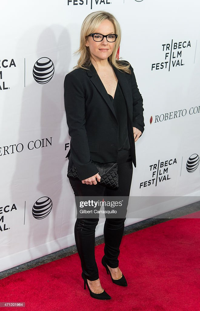Actress Rachael Harris attends the closing night screening of 'Goodfellas' during the 2015 Tribeca Film Festival at Beacon Theatre on April 25, 2015 in New York City.