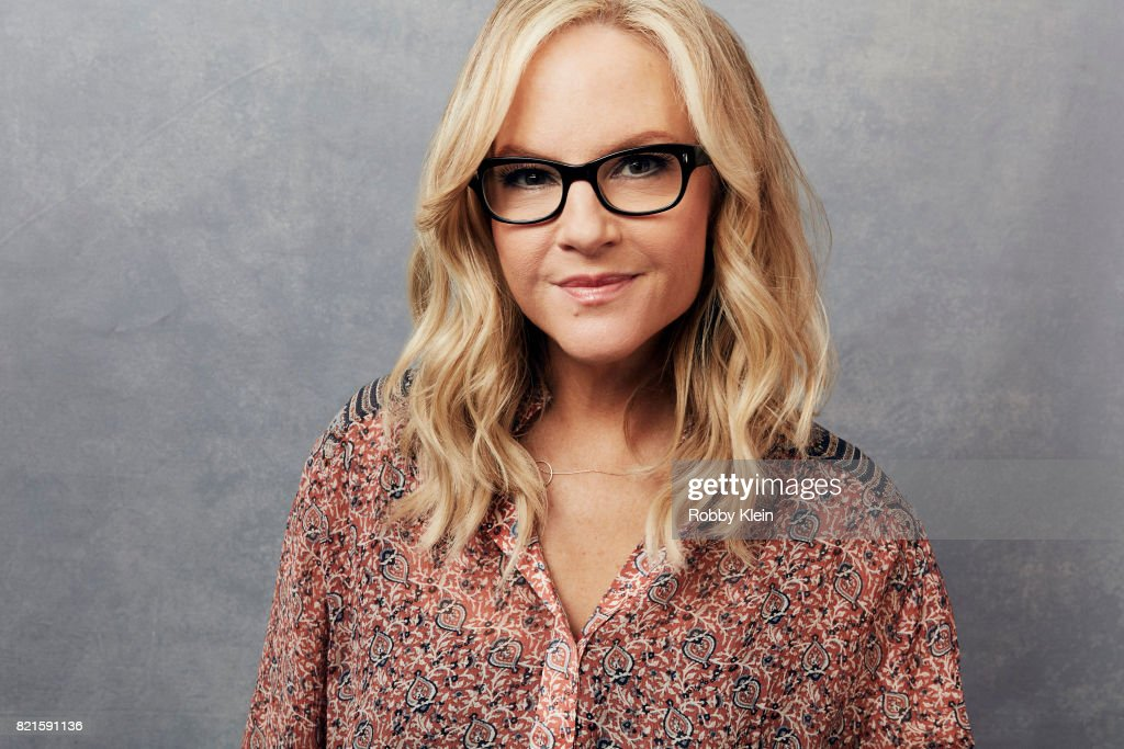 Actress Rachael Harris from Fox's 'Lucifer' poses for a portrait during Comic-Con 2017 at Hard Rock Hotel San Diego on July 22, 2017 in San Diego, California