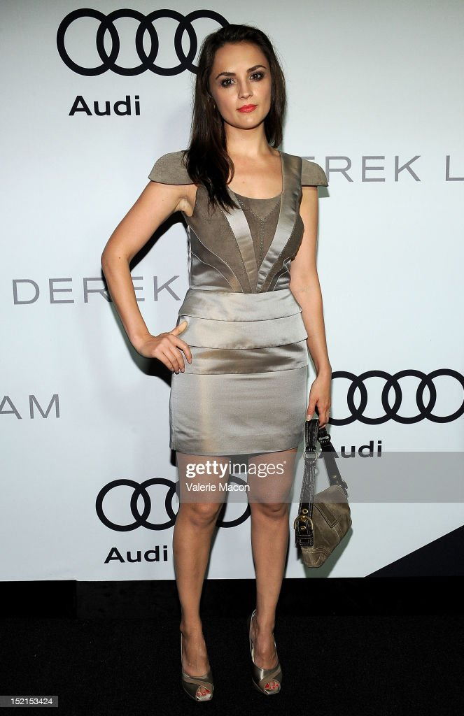 Actress Rachael Leigh Cook arrives at Audi And Derek Lam Kick Off Emmy Week 2012 party at Cecconi's Restaurant on September 16, 2012 in Los Angeles, California.