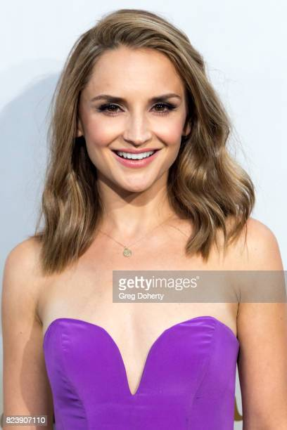 Actress Rachael Leigh Cook arrives for the 2017 Summer TCA Tour Hallmark Channel And Hallmark Movies And Mysteries on July 27 2017 in Beverly Hills...