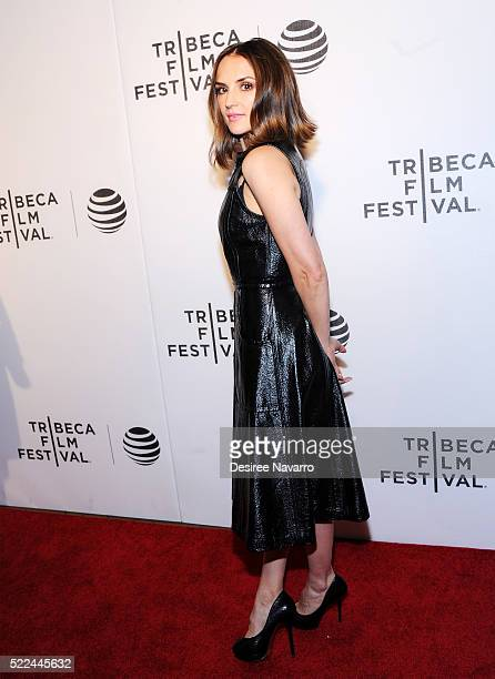 Actress Rachael Leigh Cook attends 'Elvis Nixon' Premiere 2016 Tribeca Film Festival at John Zuccotti Theater at BMCC Tribeca Performing Arts Center...