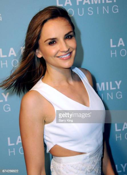 Actress Rachael Leigh Cook attends LA Family Housing 2017 awards at The Lot on April 27 2017 in West Hollywood California
