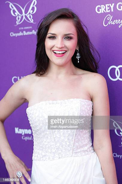 Actress Rachael Leigh Cook attends the 11th Annual Chrysalis Butterfly Ball on June 9 2012 in Los Angeles California