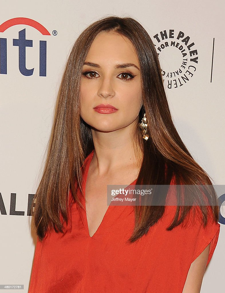 Actress Rachael Leigh Cook attends the 2014 PaleyFest - 'The Vampire Diaries' & 'The Originals' held at Dolby Theatre on March 21, 2014 in Hollywood, California.