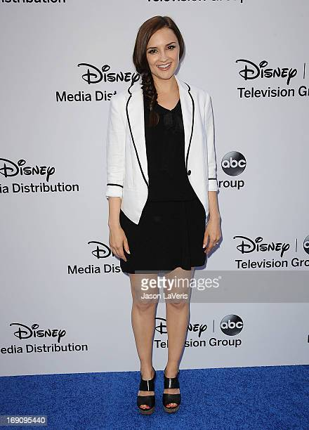 Actress Rachael Leigh Cook attends the Disney Media Networks International Upfronts at Walt Disney Studios on May 19 2013 in Burbank California