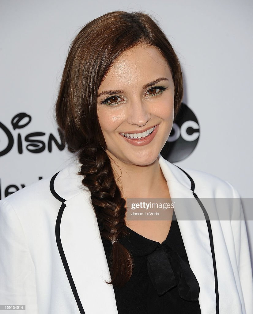 Actress Rachael Leigh Cook attends the Disney Media Networks International Upfronts at Walt Disney Studios on May 19, 2013 in Burbank, California.