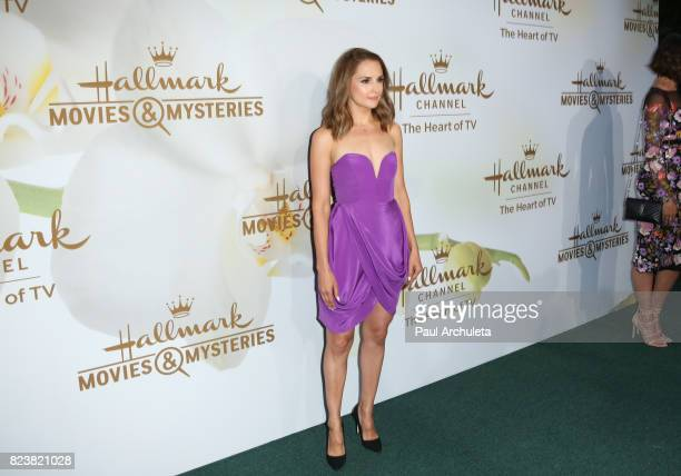 Actress Rachael Leigh Cook attends the Hallmark Channel And Hallmark Movies And Mysteries 2017 Summer TCA Tour at on July 27 2017 in Beverly Hills...