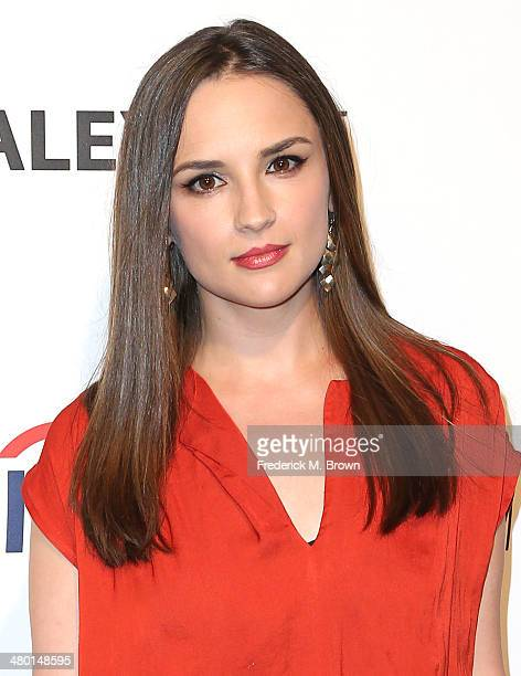 Actress Rachael Leigh Cook attends The Paley Center for Media's PaleyFest 2014 Honoring 'The Vampire Diaries' and 'The Originals' at the Dolby...