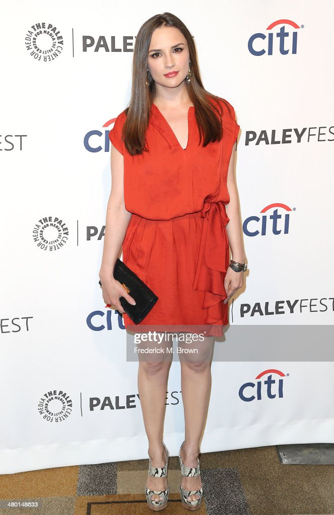 Actress Rachael Leigh Cook attends The Paley Center for Media's PaleyFest 2014 Honoring 'The Vampire Diaries' and 'The Originals' at the Dolby Theatre on March 22, 2014 in Hollywood, California.