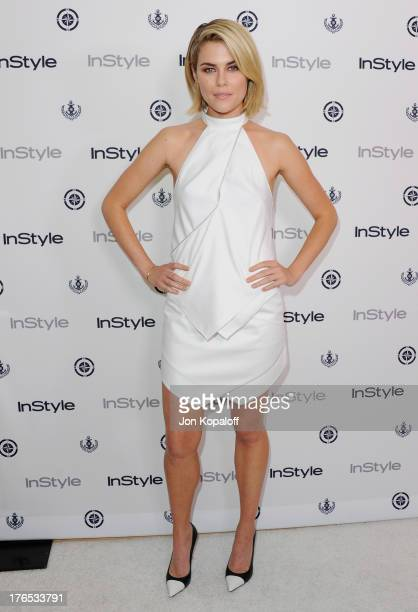Actress Rachael Taylor arrives at the 13th Annual InStyle Summer Soiree at Mondrian Los Angeles on August 14 2013 in West Hollywood California