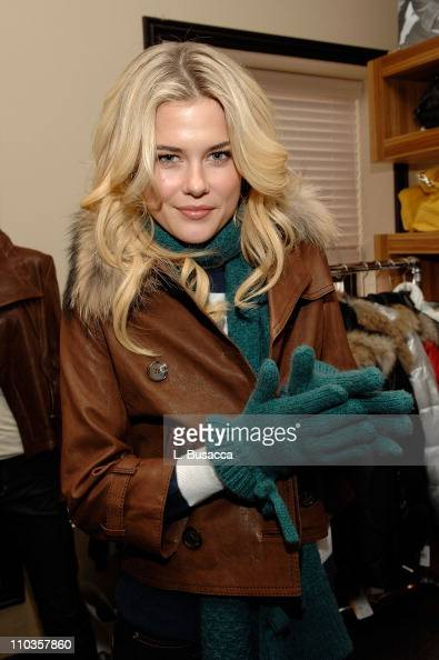 Actress Rachael Taylor attends the Hollywood Life House on January 18 2008 in Park City Utah