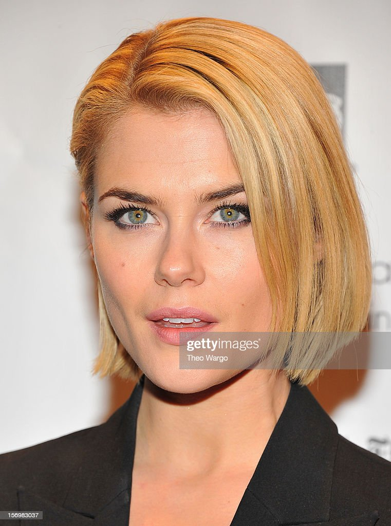 Actress Rachael Taylor attends the IFP's 22nd Annual Gotham Independent Film Awards at Cipriani Wall Street on November 26, 2012 in New York City.