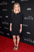 Actress Rachael Taylor attends 'The Rover' premiere at Regency Bruin Theatre on June 12 2014 in Los Angeles California