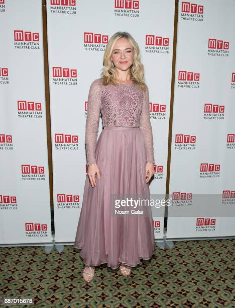 Actress Rachel Bay Jones attends the Manhattan Theatre Club Spring Gala 2017 at Cipriani 42nd Street on May 22 2017 in New York City