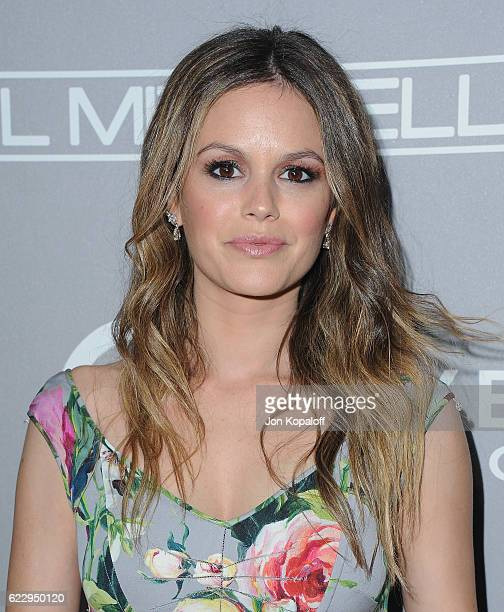 Actress Rachel Bilson arrives at the 5th Annual Baby2Baby Gala at 3LABS on November 12 2016 in Culver City California