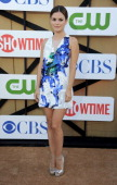 Actress Rachel Bilson arrives at the CBS/CW/Showtime Television Critic Association's summer press tour party at 9900 Wilshire Blvd on July 29 2013 in...