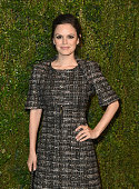 Actress Rachel Bilson attends CHANEL Dinner in Honor of Baby2Baby at CHANEL Boutique on September 29 2015 in Los Angeles California