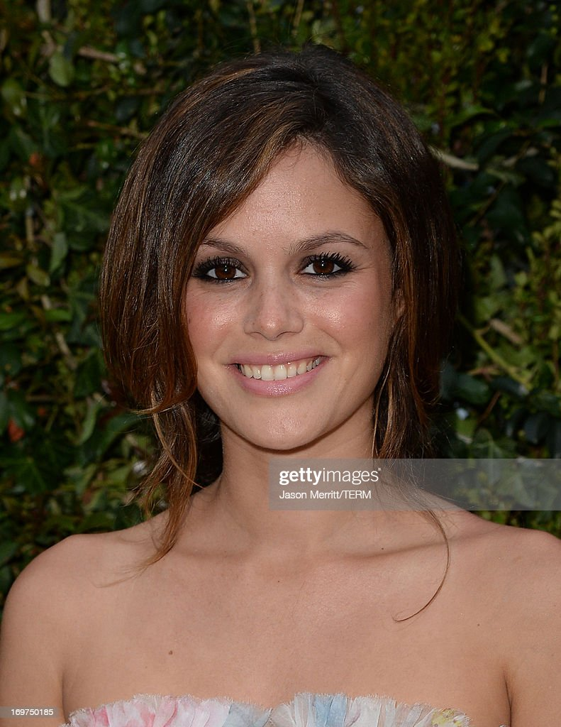 Actress Rachel Bilson attends the CHANEL Dinner For NRDC 'A Celebration Of Art, Nature And Technology' held at a private residence on May 31, 2013 in Los Angeles, California.