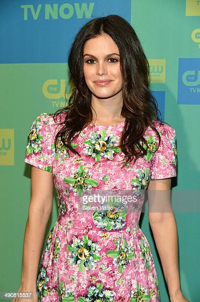 Actress Rachel Bilson attends the CW Network's New York 2014 Upfront Presentation at The London Hotel on May 15 2014 in New York City