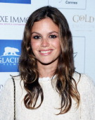 Actress Rachel Bilson attends the Glacier Films launch party hosted by Hayden C and Michael Saylor aboard the Yacht Harle on May 19 2013 in Cannes...