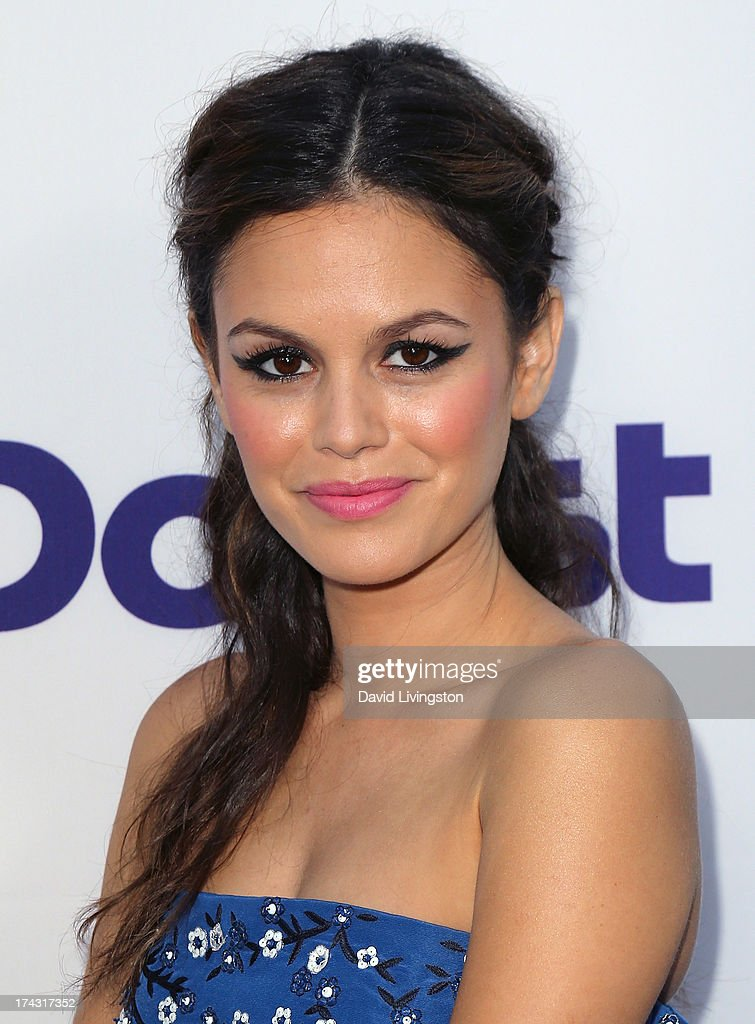 Actress <a gi-track='captionPersonalityLinkClicked' href=/galleries/search?phrase=Rachel+Bilson&family=editorial&specificpeople=202655 ng-click='$event.stopPropagation()'>Rachel Bilson</a> attends the premiere of CBS Films' 'The To Do List' at the Regency Bruin Theatre on July 23, 2013 in Westwood, California.