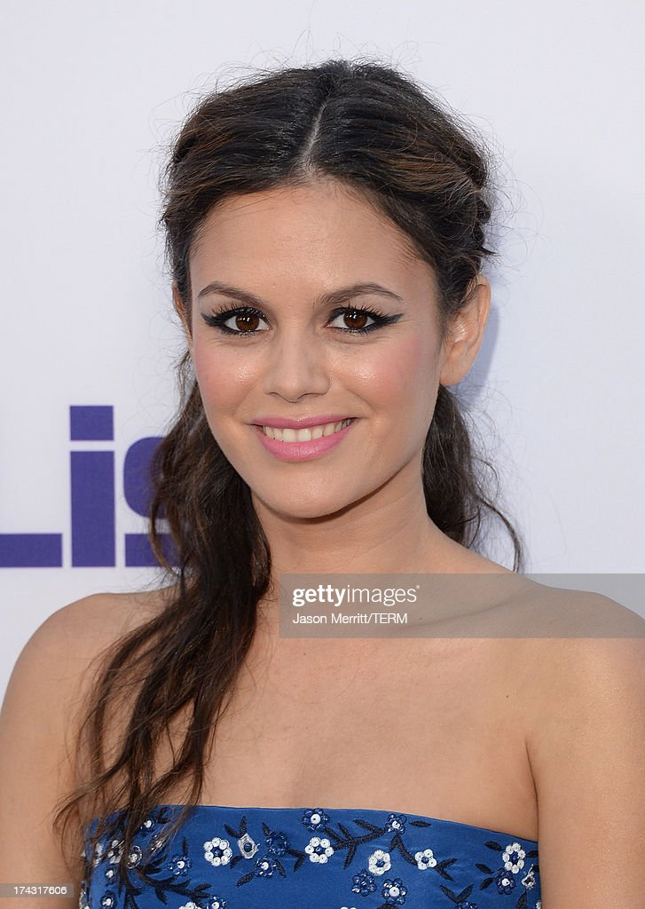 Actress <a gi-track='captionPersonalityLinkClicked' href=/galleries/search?phrase=Rachel+Bilson&family=editorial&specificpeople=202655 ng-click='$event.stopPropagation()'>Rachel Bilson</a> attends the premiere of CBS Films' 'The To Do List' on July 23, 2013 in Westwood, California.