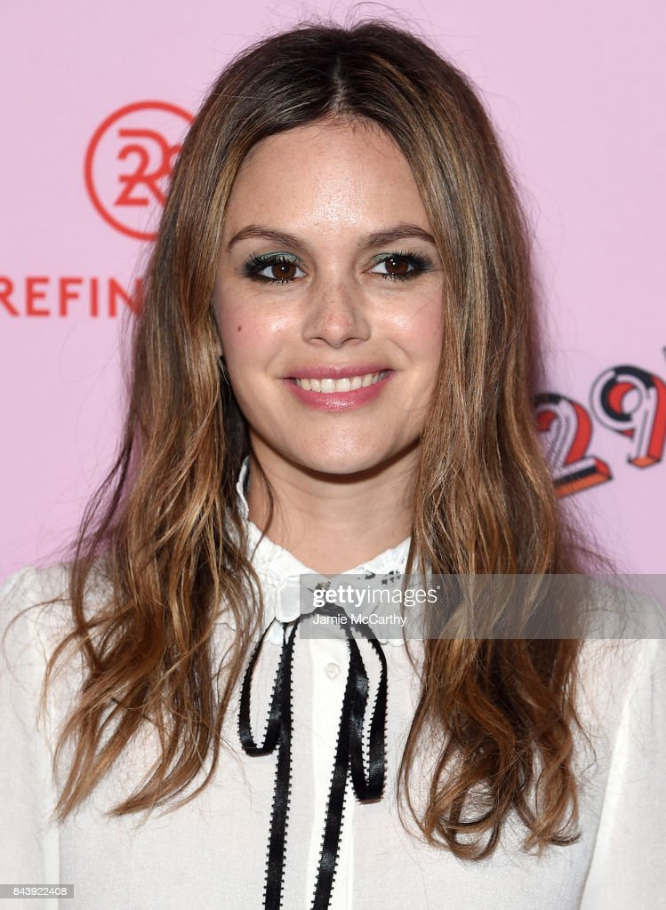 Actress Rachel Bilson attends the Refinery29 Third Annual 29Rooms: Turn It Into Art event on September 7, 2017 in the Brooklyn borough of New York City.
