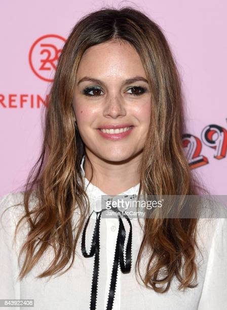 Actress Rachel Bilson attends the Refinery29 Third Annual 29Rooms Turn It Into Art event on September 7 2017 in the Brooklyn borough of New York City
