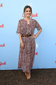 Actress Rachel Bilson attends the Target Cat Jack Brand Launch at Brooklyn Bridge Park Pier 6 on July 21 2016 in the Brooklyn borough of New York City