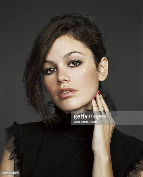 Actress Rachel Bilson poses for a portrait session at the Toronto Film Festival in September 2006