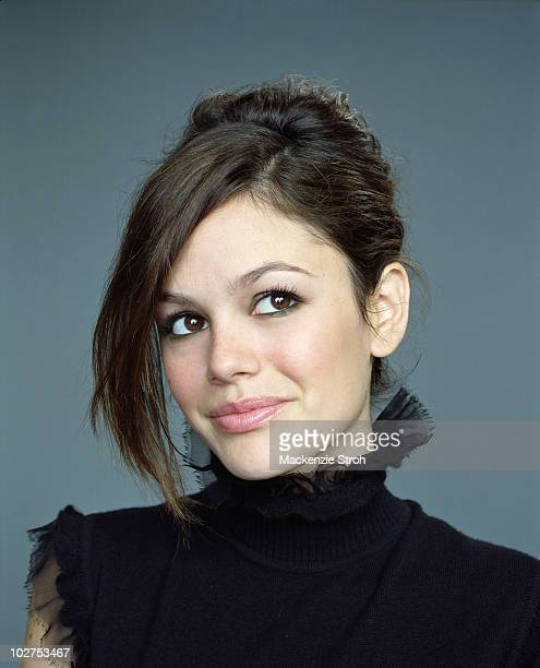 Actress Rachel Bilson poses for a portrait session at the Toronto Film Festival in September 2006 for Life Magazine