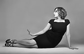 Actress Rachel Bloom is photographed for Back Stage on January 14 in New York City PUBLISHED IMAGE