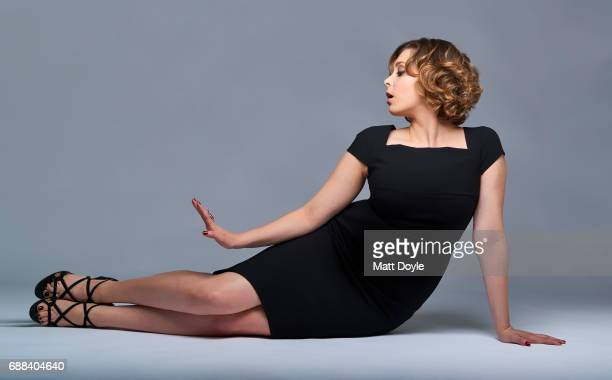 Actress Rachel Bloom is photographed for Back Stage on January 14 2016 in New York City