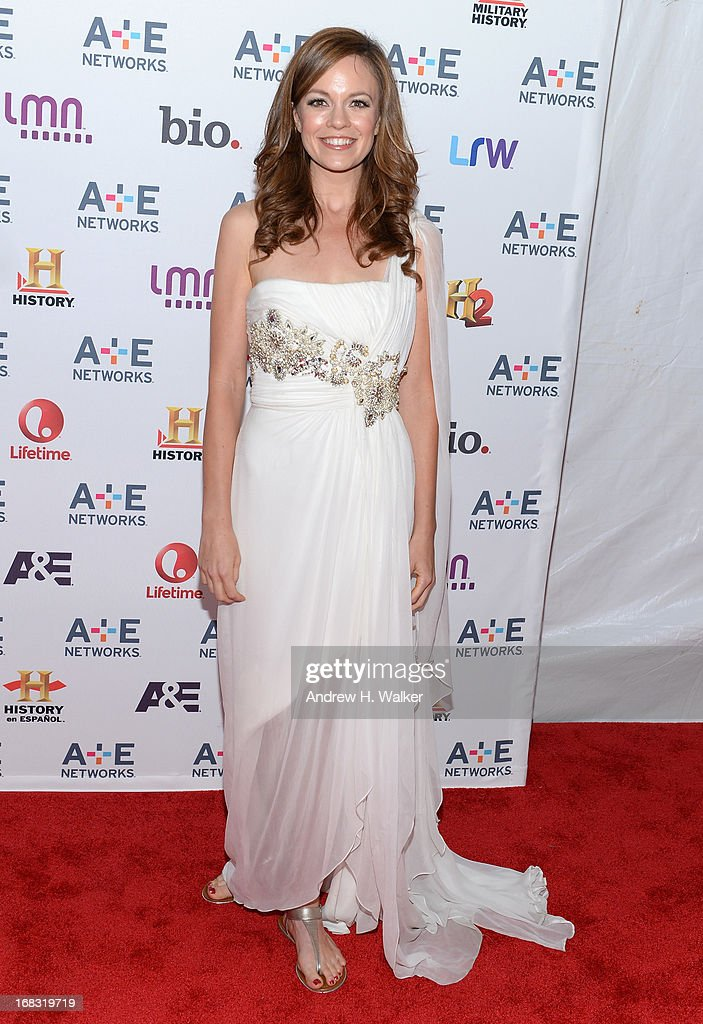 Actress Rachel Boston of 'Witches of East End' attends the A+E Networks 2013 Upfront on May 8, 2013 in New York City.