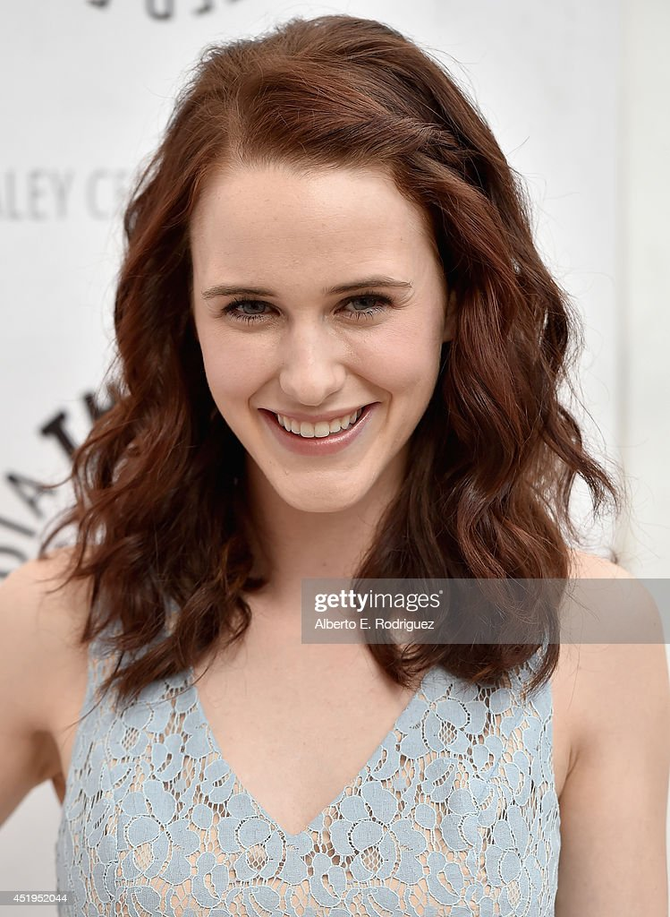 Actress Rachel Brosnahan attends The Paley Center For Media Presents An Evening With WGN America's 'Manhattan' at The Paley Center for Media on July 9, 2014 in Beverly Hills, California.