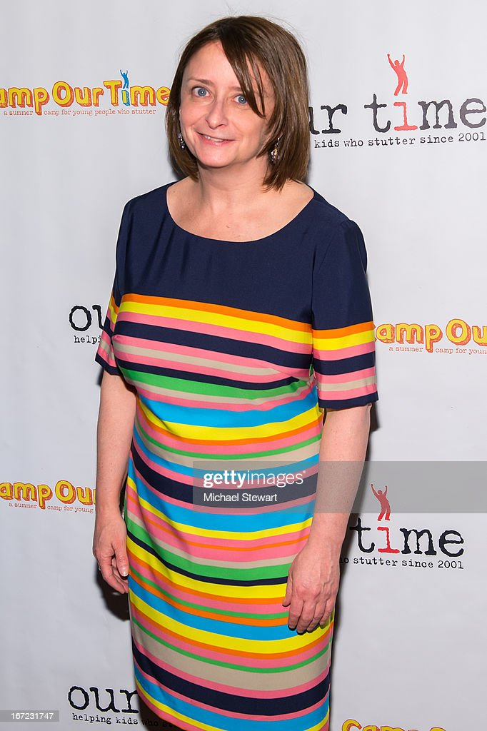 Actress Rachel Dratch attends Our Time's 11th Annual Benefit Gala at the Jack H. Skirball Center for the Performing Arts on April 22, 2013 in New York City.