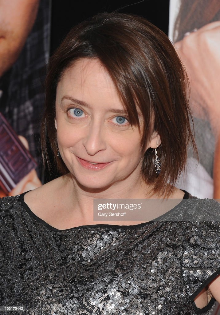 Actress Rachel Dratch attends the 'Admission' New York premiere at AMC Loews Lincoln Square 13 on March 5, 2013 in New York City.
