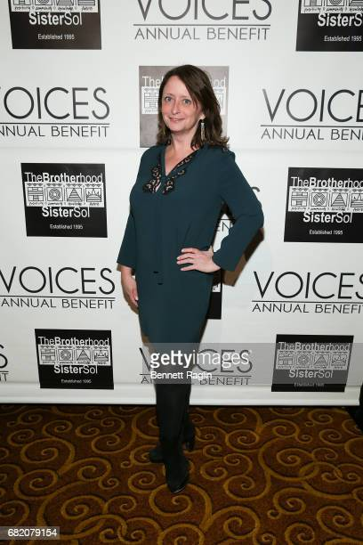 Actress Rachel Dratch attends the Brotherhood/Sister Sol 2017 Gala at Gotham Hall on May 11 2017 in New York City