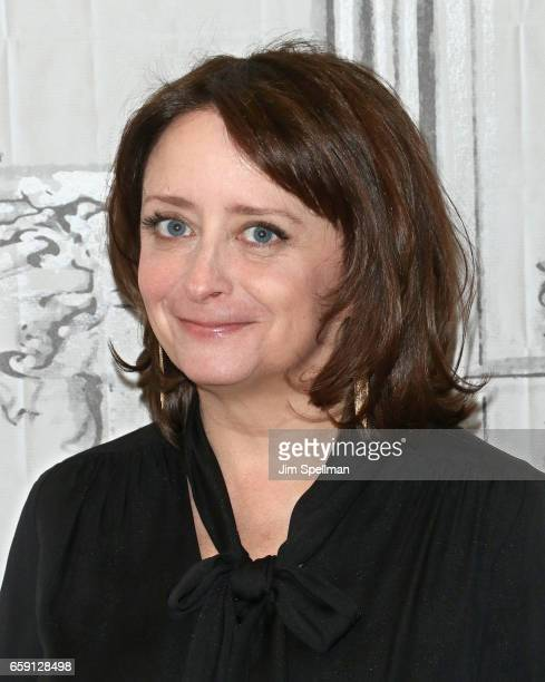 Actress Rachel Dratch attends the Build series to discuss 'Imaginary Mary' at Build Studio on March 28 2017 in New York City