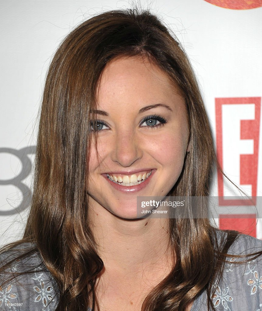 Actress <a gi-track='captionPersonalityLinkClicked' href=/galleries/search?phrase=Rachel+G.+Fox&family=editorial&specificpeople=4137792 ng-click='$event.stopPropagation()'>Rachel G. Fox</a> attends the 'Bully' Los Angeles Premiere at Mann Chinese 6 on March 26, 2012 in Los Angeles, California.