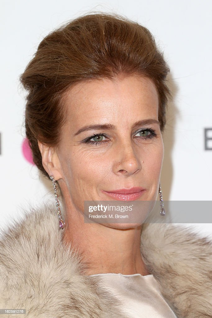 Actress Rachel Griffiths arrives at the 21st Annual Elton John AIDS Foundation's Oscar Viewing Party on February 24, 2013 in Los Angeles, California.
