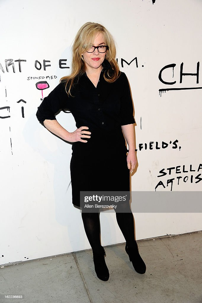 Actress Rachel Harris attends The Art ff Elysium's 6th annual Pieces of Heaven charity art auction presented by Ciroc Ultra premium vodka at Ace Museum on February 20, 2013 in Los Angeles, California.