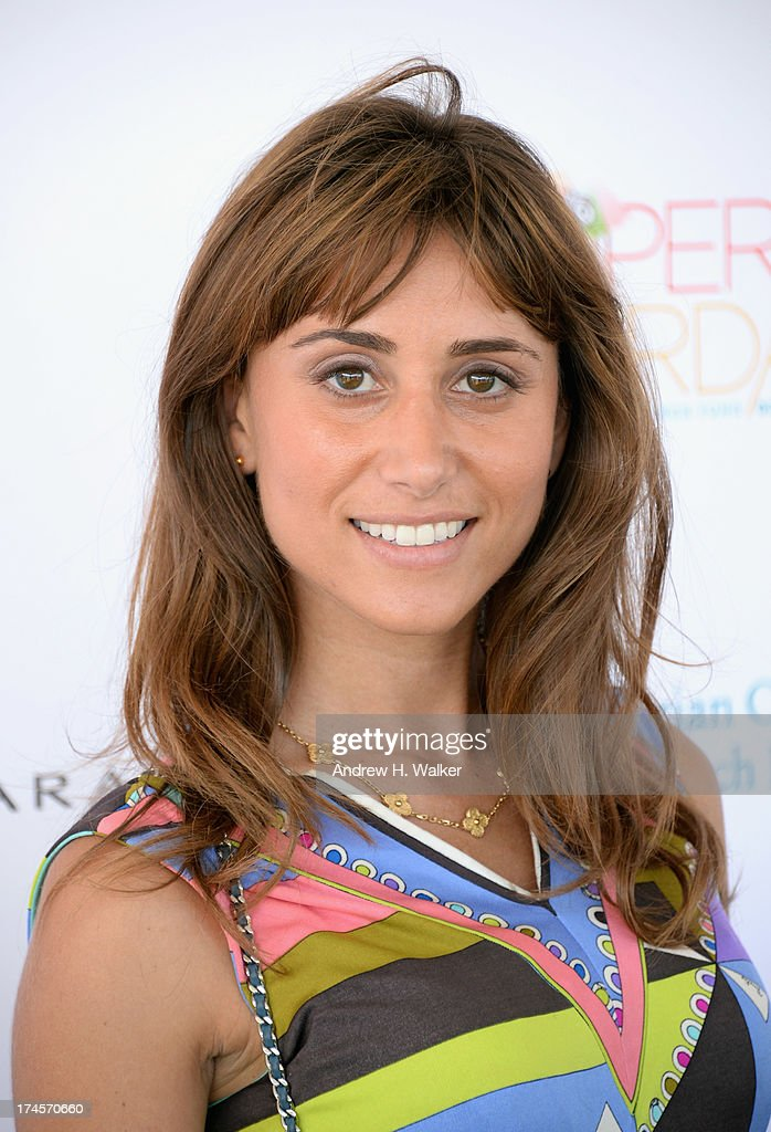 Actress Rachel Heller attends the Ovarian Cancer Research Fund's 16th Annual Super Saturday hosted by Kelly Ripa and Donna Karan at Nova's Ark Project on July 27, 2013 in Water Mill, NY.