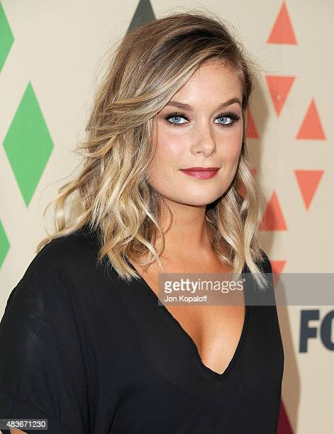 Actress Rachel Keller arrives at the 2015 Summer TCA Tour FOX AllStar Party at Soho House on August 6 2015 in West Hollywood California