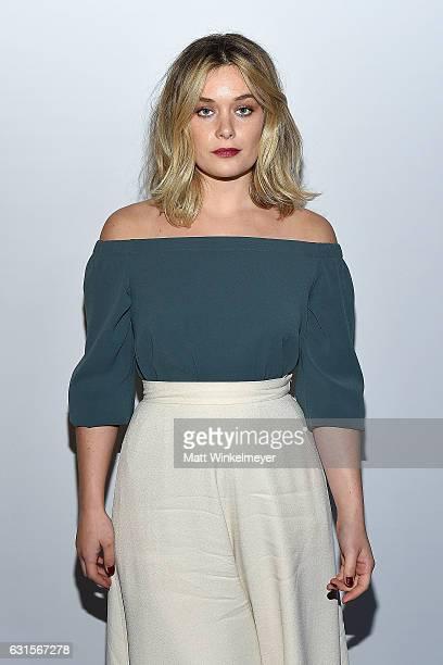 2017 Actress Rachel Keller arrives at the Winter TCA Tour FX Starwalk at Langham Hotel on January 12 2017 in Pasadena California