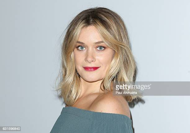 Actress Rachel Keller attends the FX Starwalk at the 2017 Winter TCA Tour at Langham Hotel on January 12 2017 in Pasadena California